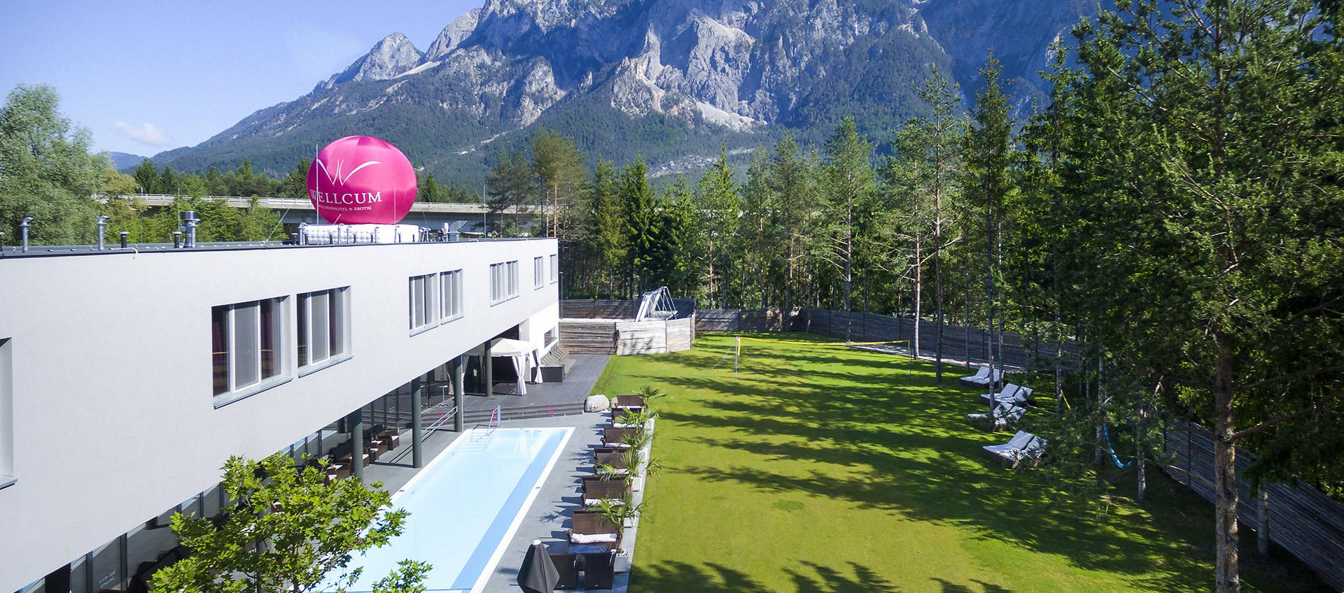 Wellcum Hotel und FKK Club